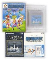 "GAME BOY GB "" OUTBURST "" BOXED JAPAN KONAMI DMG-OBJ"