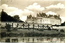 Alte AK Frankreich Sarthe Chateau du Lude ca. 1924 A_389