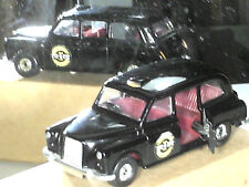 AUSTIN LONDON TAXI /ORIGINAL GORGI 1979 : 1/32 + guide London Taxi
