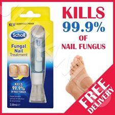 Scholl Nail Fungal Treatment 3.8ml  Kills 99.9% of nail fungus! FREE SHIPPING EU