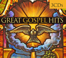 CD Great Gospel Hits von Various Artists 3CDs