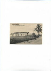 Daressalam D O Afrika Aquarium Early 1900s card by Walter Dobbertin