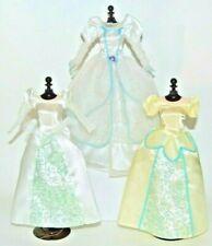 Disney Princess Pequeña Sirena Ariel Vestido de Novia Para 30.5cm Disney Muñecas