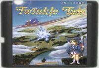 Twinkle Tale (1992) 16 Bit Game Card For Sega Genesis / Mega Drive System