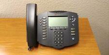 10 Polycom SoundPoint 501 SIP IP Business Phones