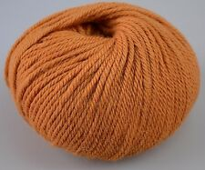 Zarela ARAN ***Super Soft*** 100% Luxurious Baby Alpaca Yarn - Mustard