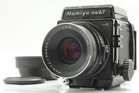 【TOP MINT New Seal】 Mamiya RB67 Pro S Sekor C 90mm F3.8  120 Film From JAPAN 656