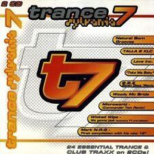 Trance Sylvania 07 (1996) Talla 2xlc, Microworld, Wicked Wipe, Bbe, Pat.. [2 CD]