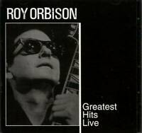Roy Orbison, Greatest Hits Live - Audio CD By Roy Orbison - VERY GOOD