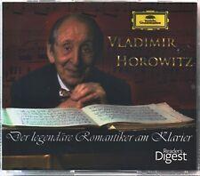 Vladimir Horowitz -  Der Romantiker am Klavier -  Reader's Digest 4 CD Box  OVP