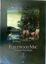 Rare Fleetwood Mac Tango In Night 1987 Vintage Music Record Store Promo Poster