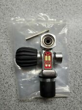 Oms Tank Valve Assembly Scuba Diving, Paintball, New Old Stock