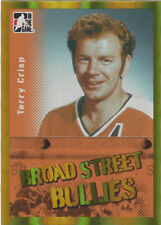 2011-12 ITG Broad Street Boys GOLD #34 Terry Crisp