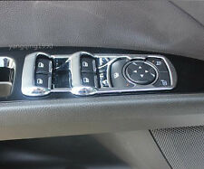 Interior Door Window Switch cover trims For FORD FUSION 2013 2014 2015 2016 2017