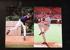 Two One of a Kind 4x6 Color Prints, Roger Clemens, Boston Red Sox & Adam Wainwri