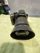 NIKON D3200 + 18-55MM VR 24 MP 28000 SCATTI