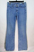 Gap Women's Curvey Jeans Medium Wash 4 Pockets Size 4 L