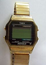 Vintage Men's Timex Indiglo LCD Watch