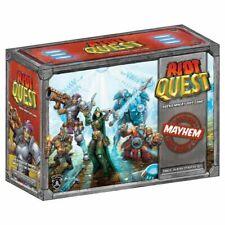 Riot Quest Starter Box Board Game