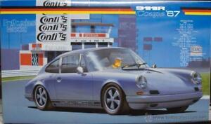 Vintage 1/24 Fujimi -Porsche 911R Coupe '67 Enthusiast Model-Plastic Model Kit