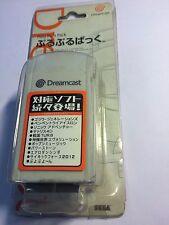 """Sega Dreamcast Official Jump Pak """"PURU"""" Pack RUMBLE NEW"""