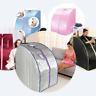 SPA Sauna d'Intérieur 5 couleurs Portable Maison Sauna à Vapeur Soulagement