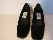 womens shoes JOAN&DAVID black size 7,5 hand made in Italy