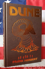 Dune by Frank Herbert Deluxe Collectible Hardcover Edition Sci-fi Classics