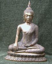 VERY LARGE  INDIAN BUDDHA FIGURE