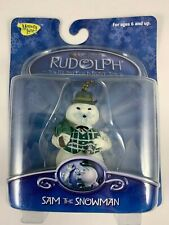 Memory Lane Rudolph The Island Of Misfit Toys Clip-On Ornament Sam The Snowman