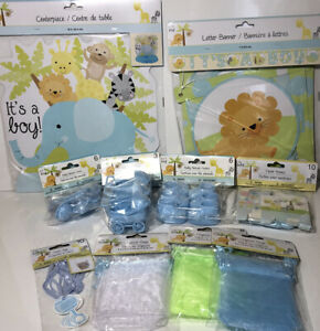 It's A Boy! Baby Shower Party Pack