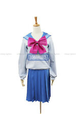Sailor Moon Sailor Stars Sailor Mercury Ami Mizuno Amy Mizuno Cosplay Costume