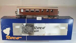 Roco H0e Nr.34005 Mariazellerbahn Personen/Gepäckwagen 2. Klasse ÖBB OVP #1997