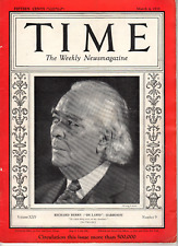 Time Magazine - March 4, 1935 (w Babe Ruth article)