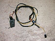 Mercedes S-Class W126 (1979-1991) Boot Light and Wiring