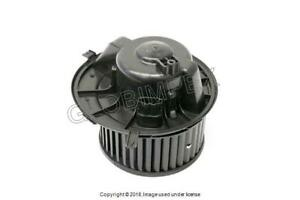 AUDI/VW A3 TT QUATTRO EOS (2005-2016) Blower Motor for A/C and Heater VALEO OEM
