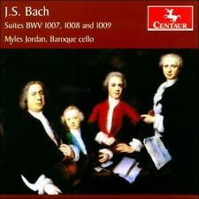 Bach: Cello Suites, BWV 1007-1009, New Music