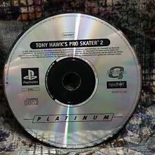Play Station 1 Spiel PS1 Tony Hawks Pro Skater 2 Platinum  Spiel