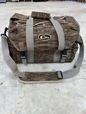 DRAKE WATERFOWL SYSTEMS LARGE BLIND BAG MOSSY OAK BOTTOMLAND