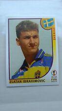 Zlatan Ibrahimovic Panini World Cup 2002 Sticker - MINT Condition