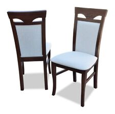 6x Designer Chair Set Dining Room Lehn Pads Seat Chairs Set Complete K18