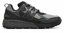 New Balance Men's Fresh Foam Crag v2 Shoes Black with Grey