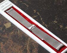 Gemex mesh vintage watch bracelet 17.3mm 11/16 ends band new in box NOS 1960/70