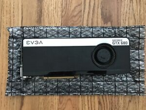 NVIDIA GTX 680 2GB Video Card For Apple Mac Pro 3,1 4,1 And 5,1 2008-2012