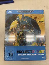 terminator salvation steelbook Dutch Import Brand New