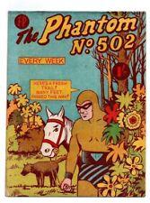 THE PHANTOM(NZ) No 502 V FINE CONDITON.