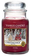 Yankee Candle Candela profumata Giara Grande Christmas Magic durata 150 ore