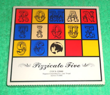 JAPAN:PIZZICATO FIVE - ROMANTIQUE '96, CD,ALBUM,RARE,J-POP,SHIBUYA KEI,BOOKLET