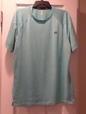 Great Russell Dri-Power 360 Training Fit Xl Polyester Short Sleeve Shirt Aqua