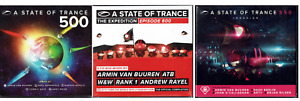 A State of Trance Collection CD (500, 550, 600)